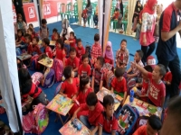 Lomba Fashion Show Anak TK